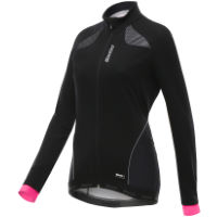 Santini Womens Coral Windstopper Jacket