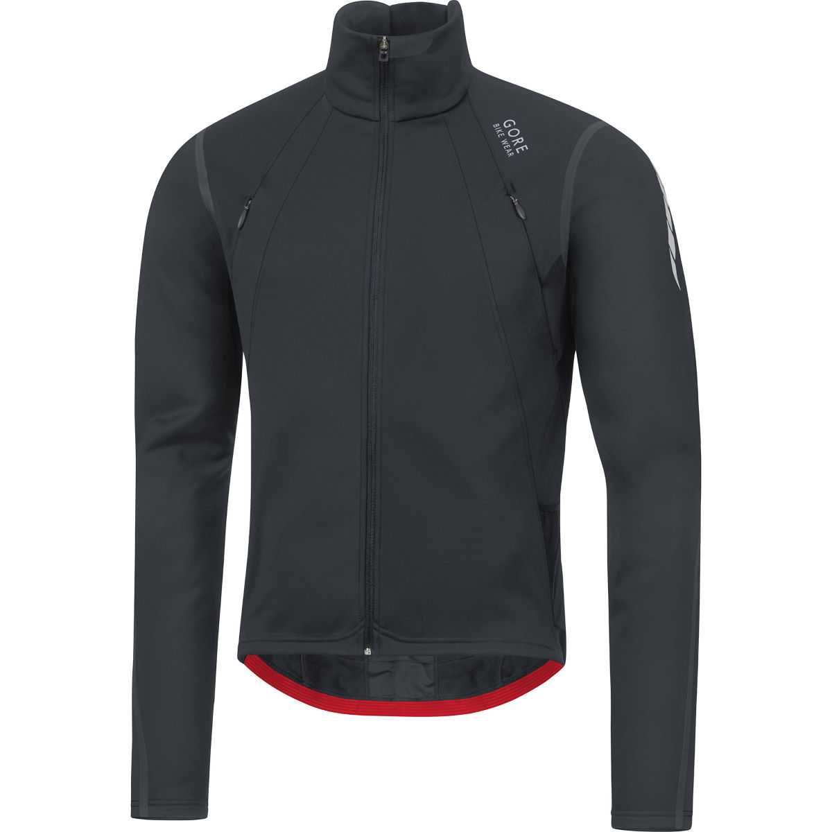 Gore Bike Wear Oxygen Windstopper Radjacke - M Schwarz | Jacken