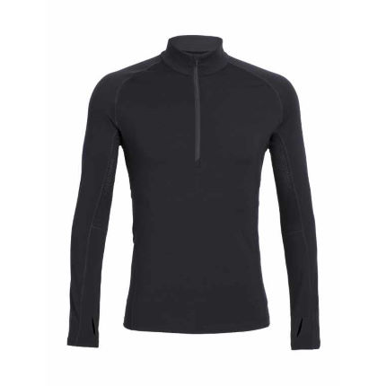 Icebreaker Everyday Merino Long Sleeve Half Zip Top