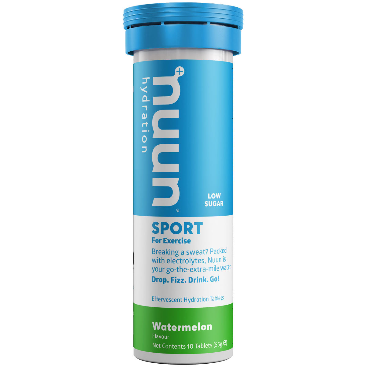 Image of Pastilles Nuun Active Hydration (tube de 10) - 1 Tube - 10 Tablets