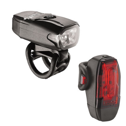 Lezyne KTV2 Drive Front and Rear Light Set