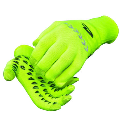 DeFeet E-Touch Reflector Dura Gloves