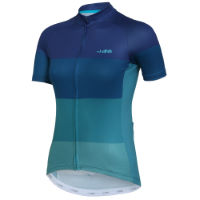 dhb Classic Womens Short Sleeve Jersey - Stripe