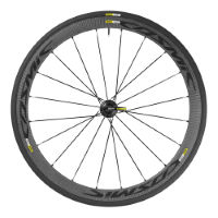 Mavic Cosmic Carbone 40 Elite Rear Wheel (with Tyre)