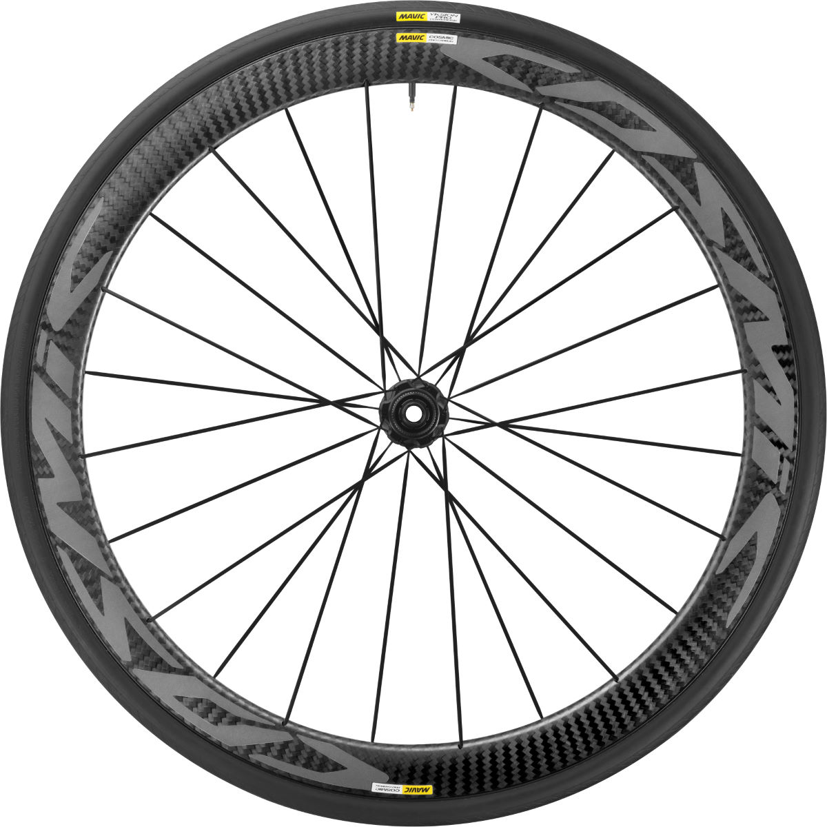 Rear wheel Mavic Cosmic Pro Carbon Disc (with cover) - Competition wheels