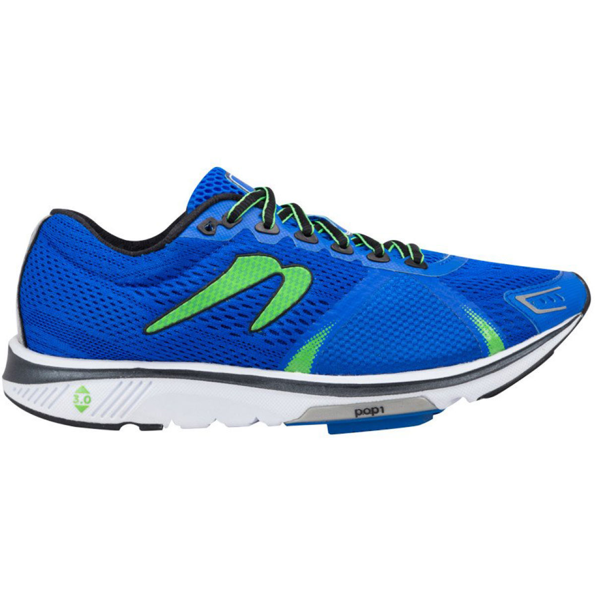 Newton running shoes gravity vi shoes cushion running shoes blue aw17 m000117 7