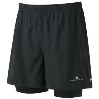 Ronhill Stride Twin Shorts (VS17, 5 tum) - Herr