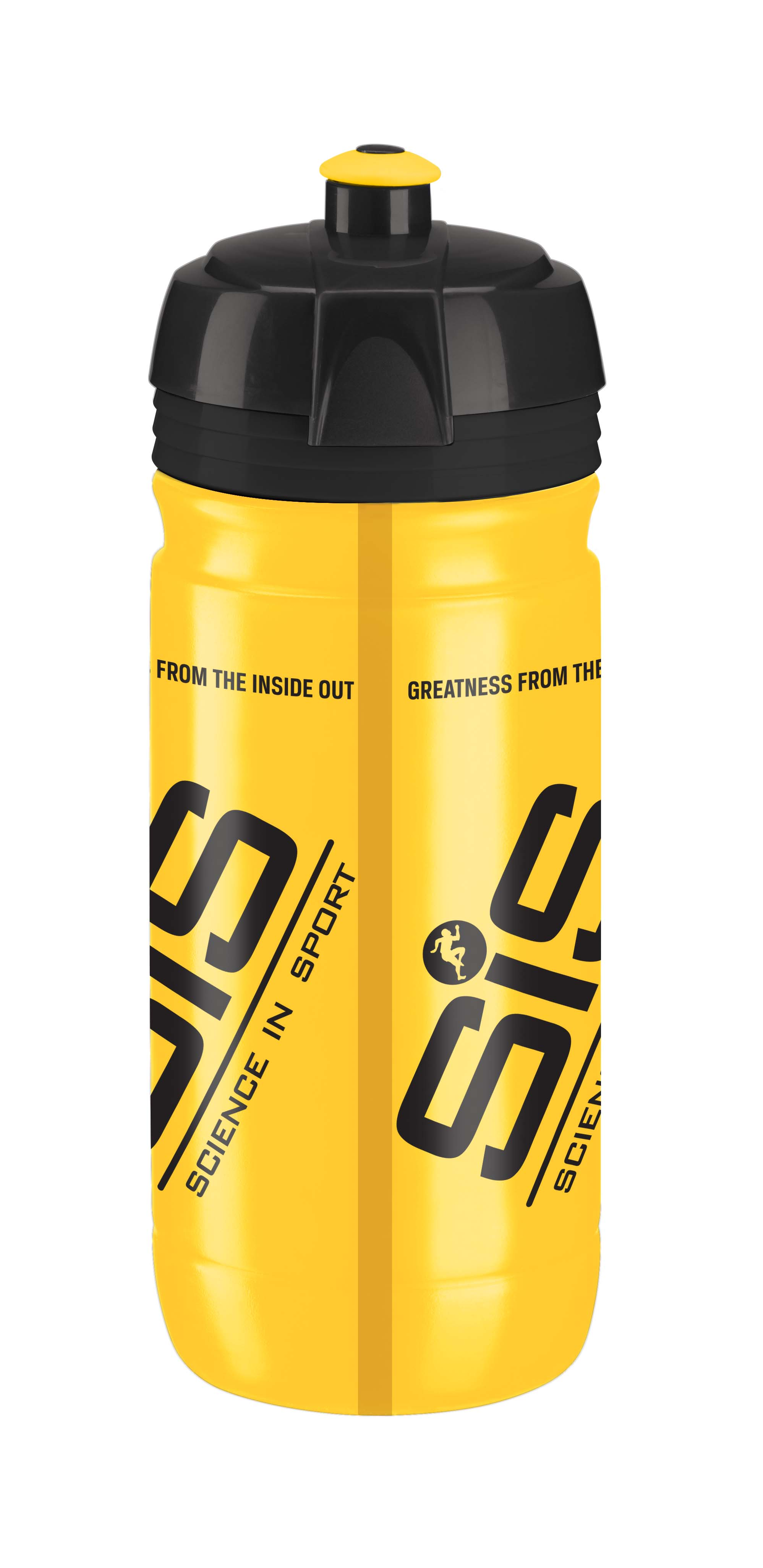 Science in Sport Elite Yellow Bottle - free | Drikkedunke