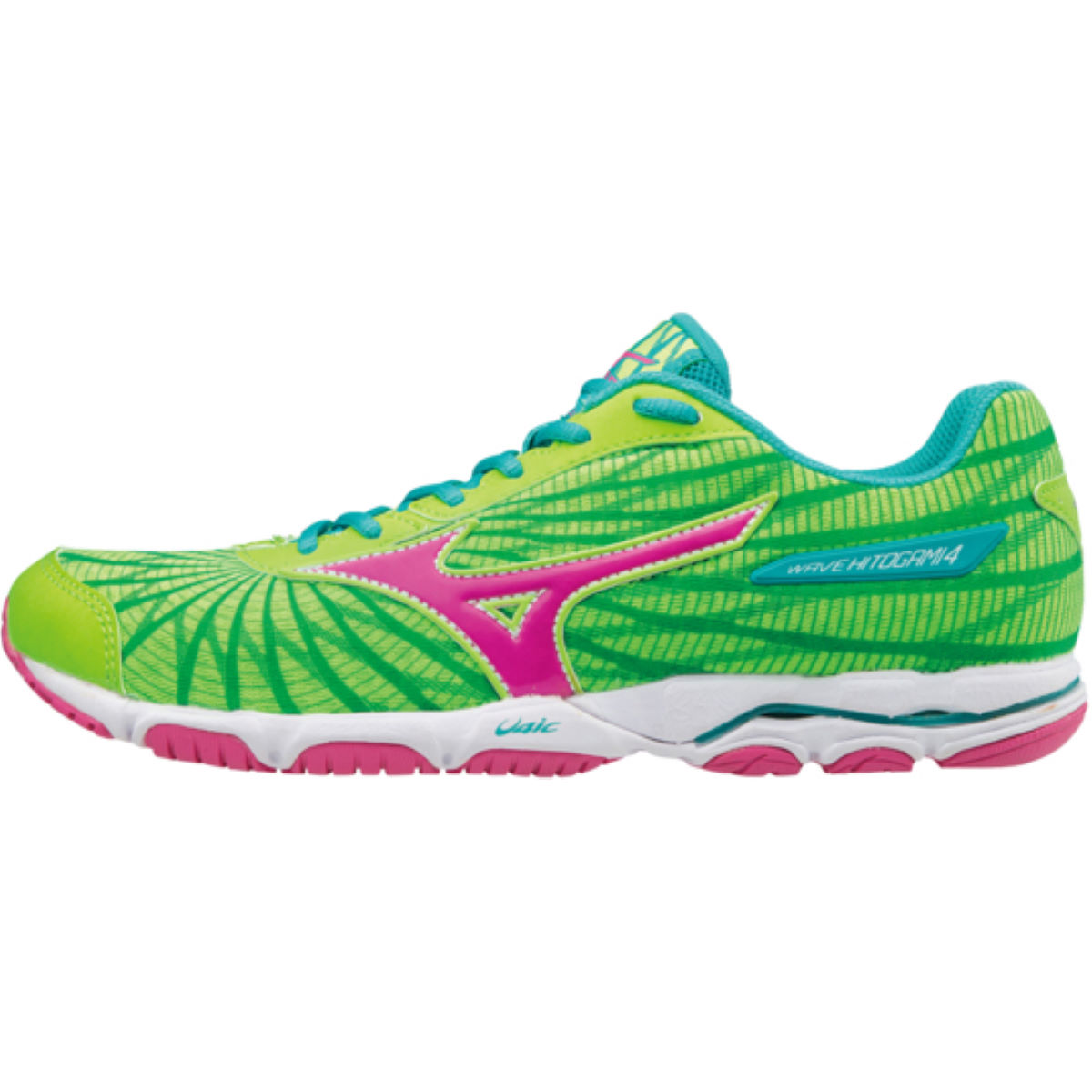 Mizuno Wave Hitogami 4 Women's Shoes (PV17) - Competition Shoes