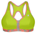 Shock Absorber Active Zipped Plunge sportbeha (LZ17)