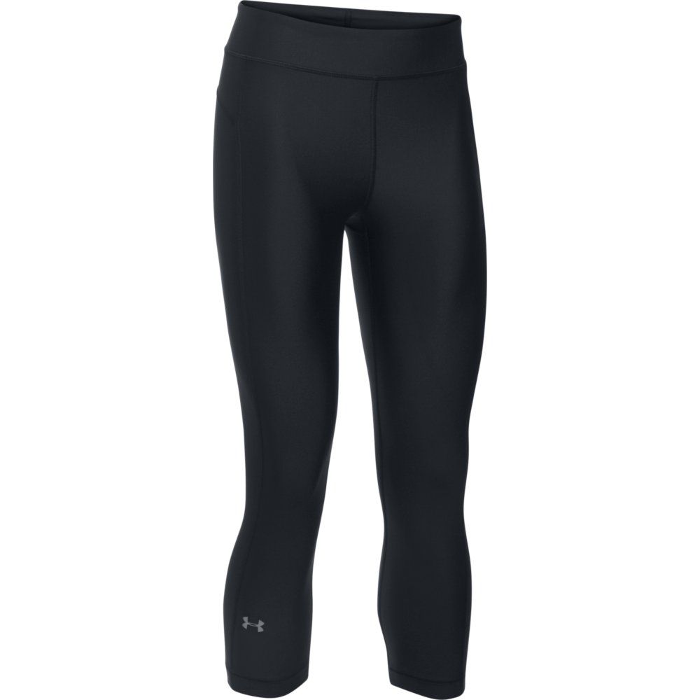 Under Armour Women/'s Fly-By Compression Running Lightweight Breathable Leggings