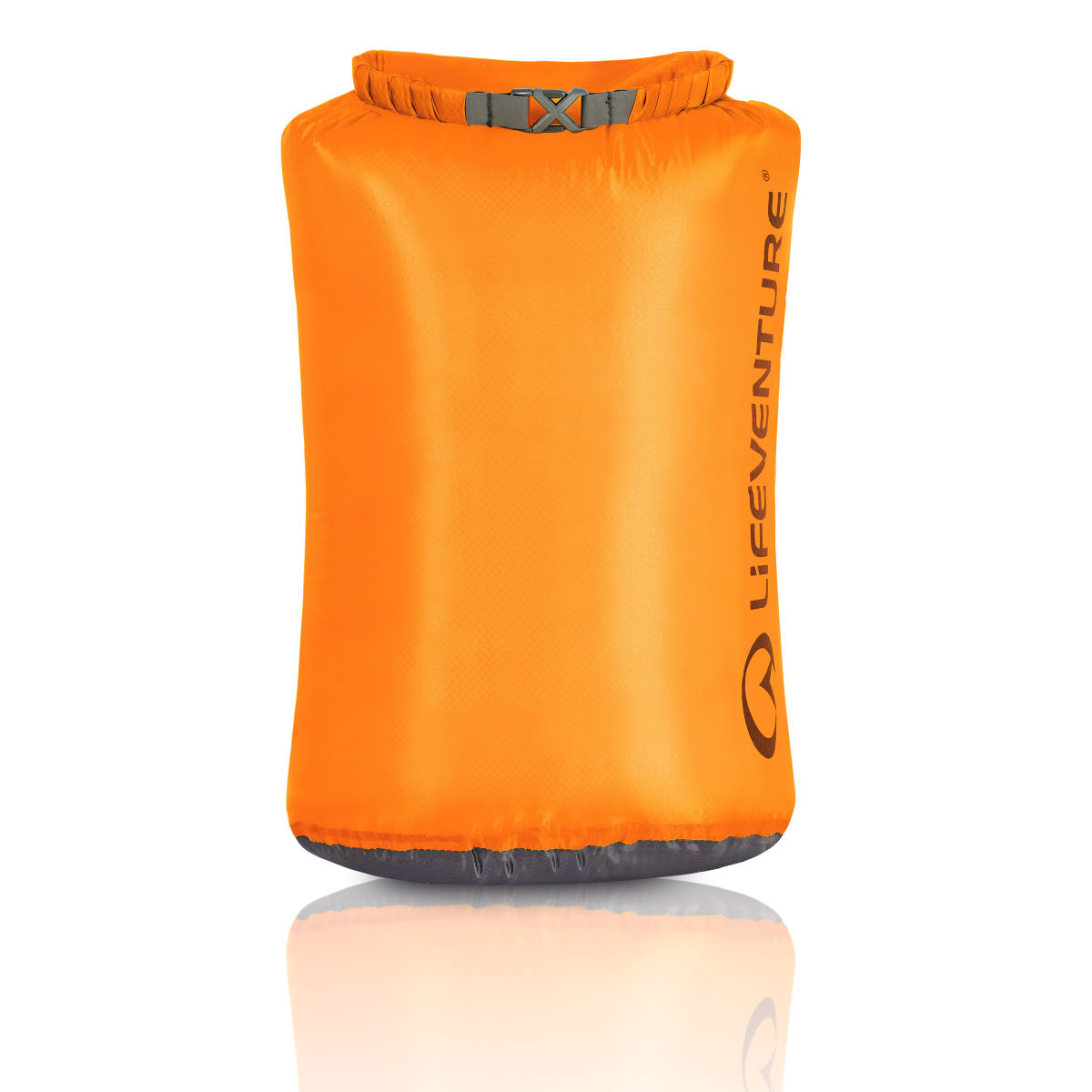 Bolsa impermeable Lifeventure Ultralight (15 litros) - Bolsas estancas