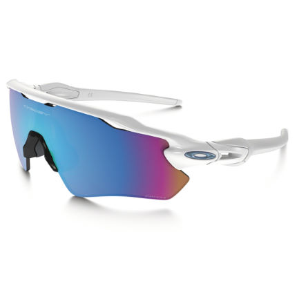 5207fb0191f49 Oakley Radar EV Path White Prizm Snow Sunglasses. 6360119378. 4.9. (17)  Read all reviews. Zoom. View in 360° 360° Play video