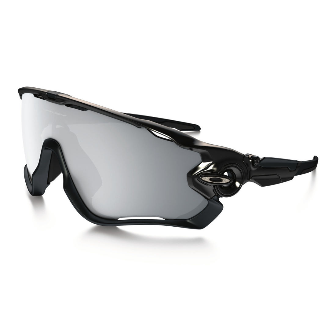 586315f16f2b Wiggle Cycle To Work | Oakley Jawbreaker Halo Black Chrome Iridium ...
