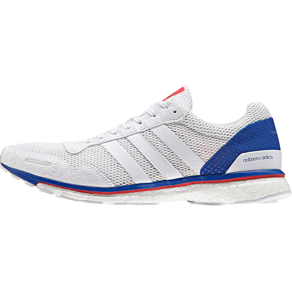 Adidas Adizero Tempo Aktiv Running Shoes White