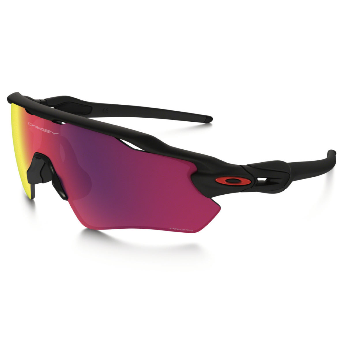 Image of Oakley Radar EV Path Matte Black Prizm Road Sunglasses Sunglasses