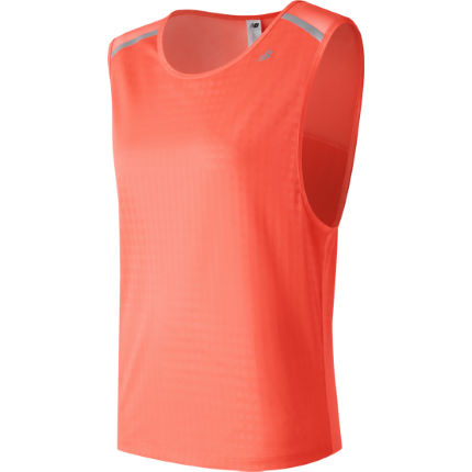 New Balance Women's Fashion Run Sleeveless (SS17)