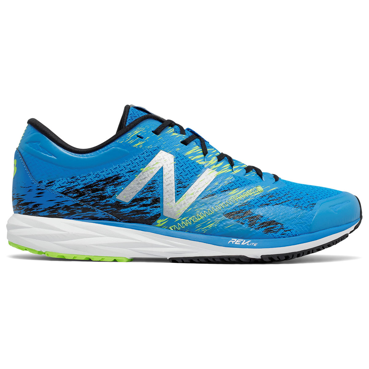 New balance strobe shoes racing running shoes blue aw17 mstrole1 7