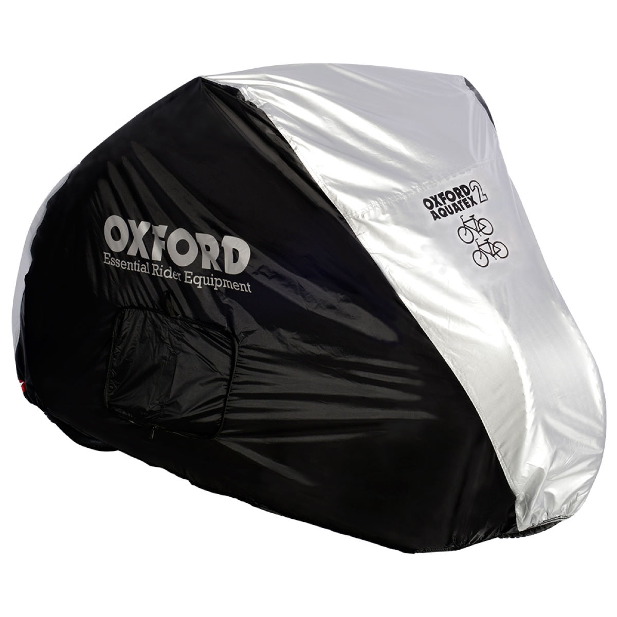 Oxford Oxford Aquatex Double Bike Cover   Bike Covers