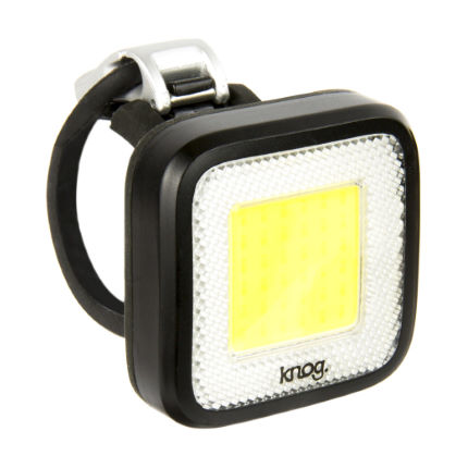 Knog Light Blinder Mob Mr Chips Front