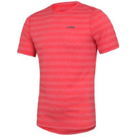 Camiseta de manga corta dhb Stripe Run