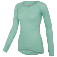 Isadore Womens Merino Long Sleeve Base Layer