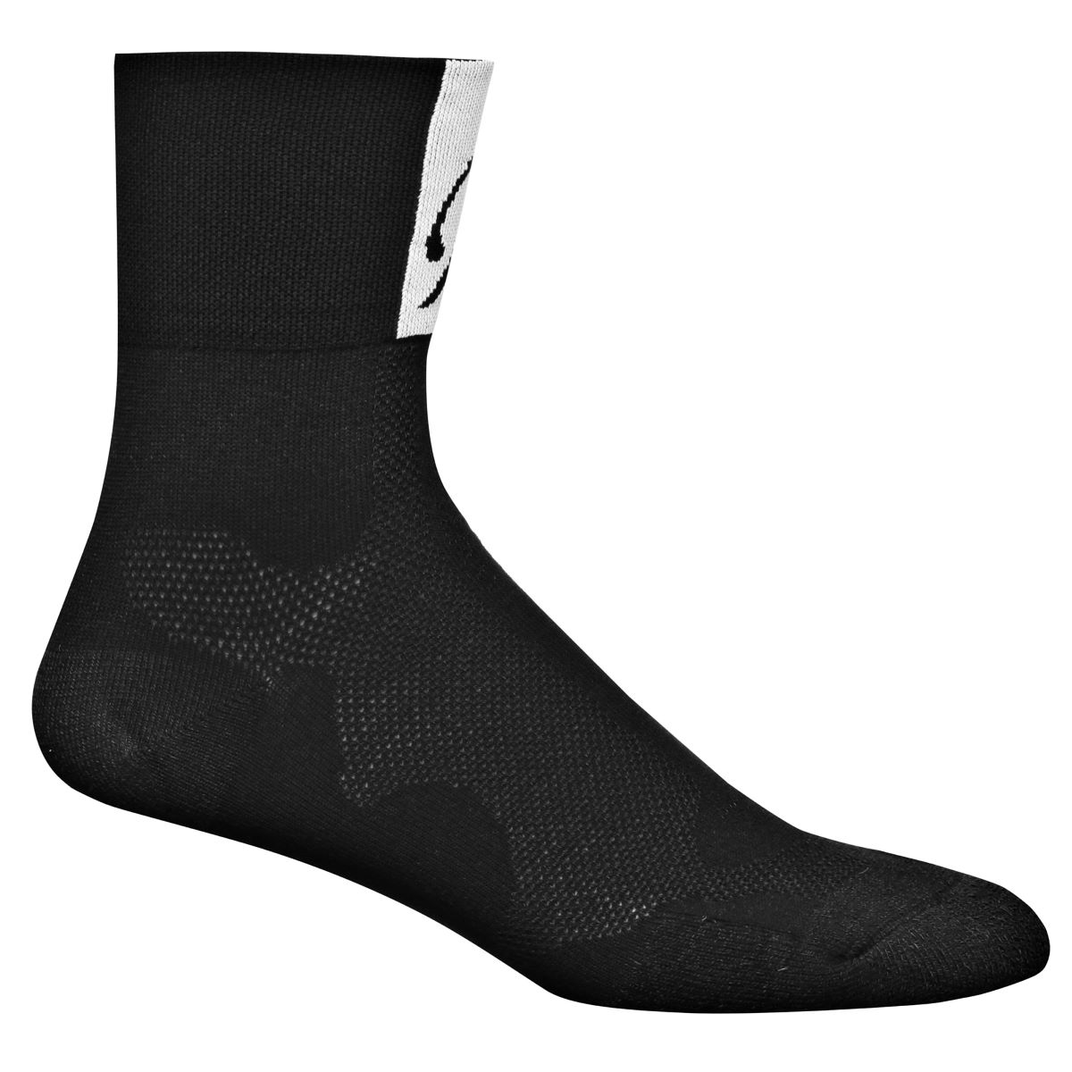 Image of Chaussettes Isadore - Extra Large Noir | Chaussettes
