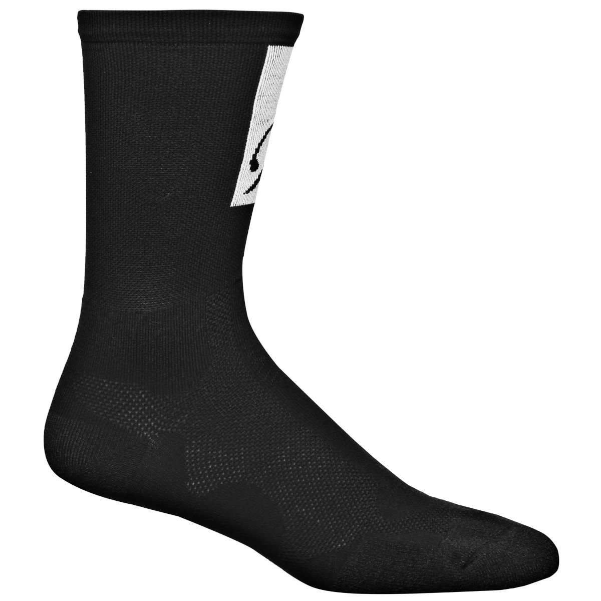 Image of Chaussettes Isadore Hi-Top - Extra Large Noir | Chaussettes