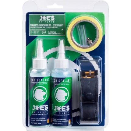 Joe's No Flats Eco Tubeless System All Mountain