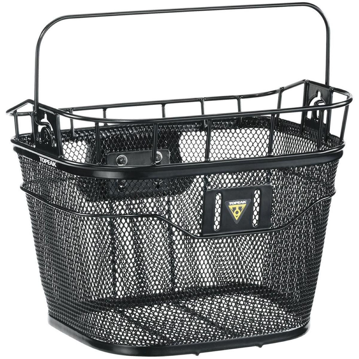 Topeak Topeak Basket - Front W/Fixer 3   Baskets