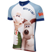 Foska Wallace   Gromit Road Cycling Jersey 48d9ae969