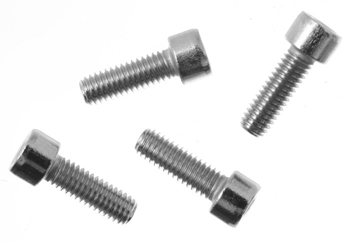 ODI Lock-Jaw Clamp Replacement Bolts | nuts_and_bolts_component