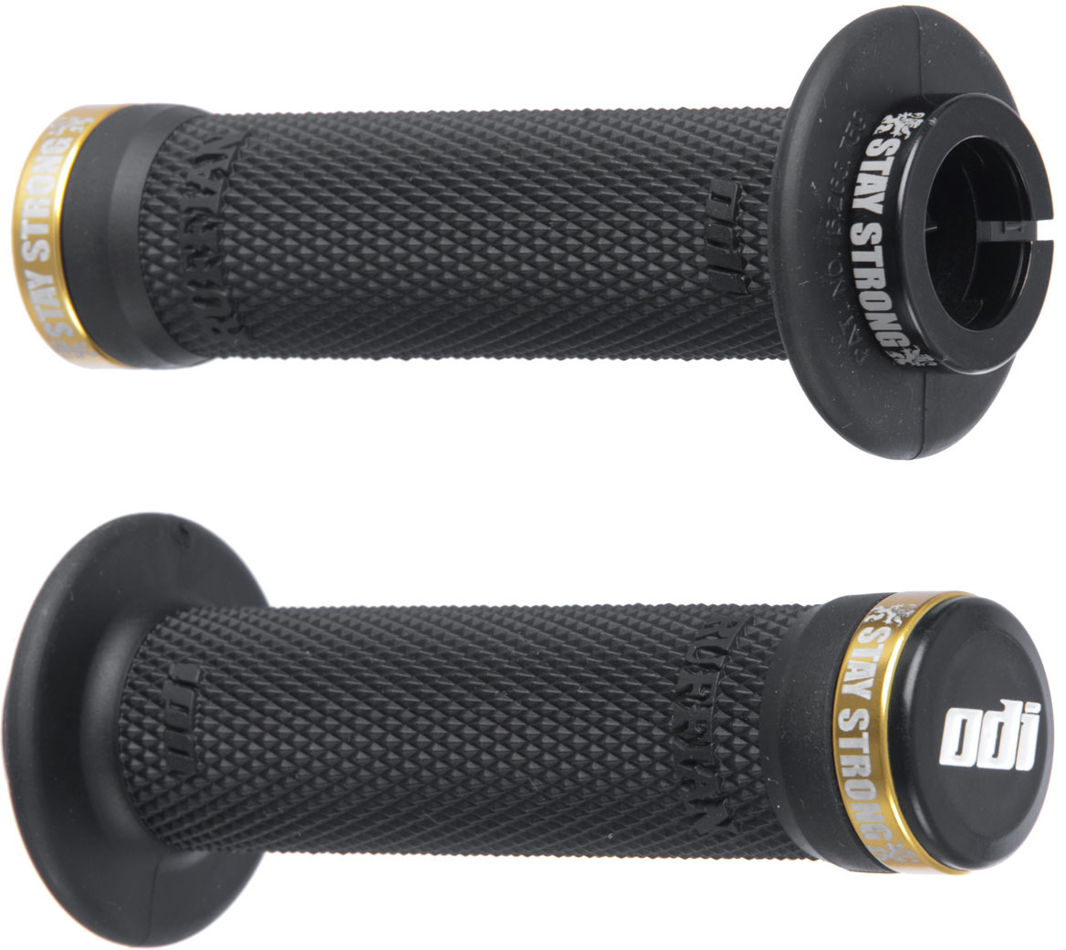 ODI Ruffian Stay Strong Lock-On Grips | Handles