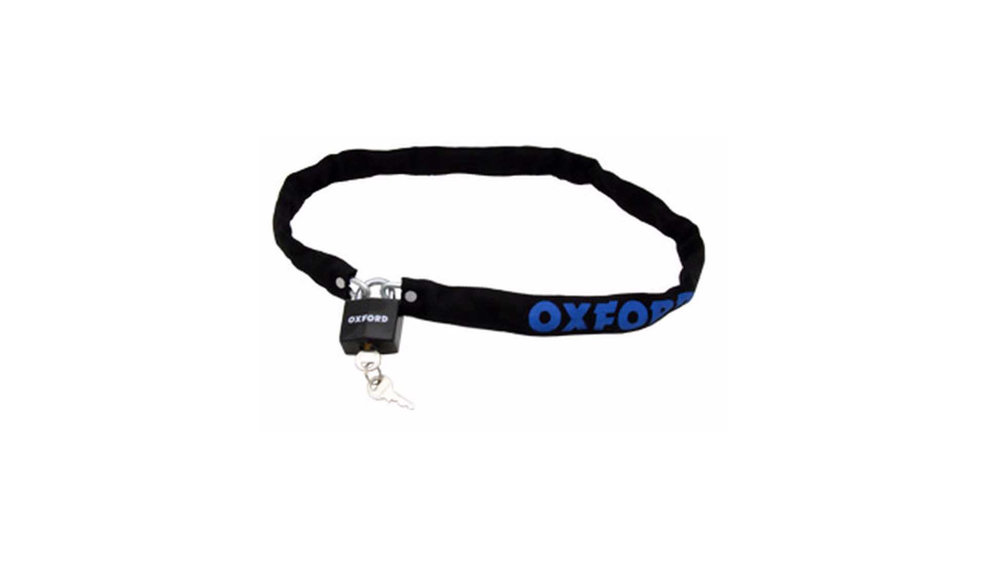 Oxford Chain Lock with Sleeve | Combo Lock