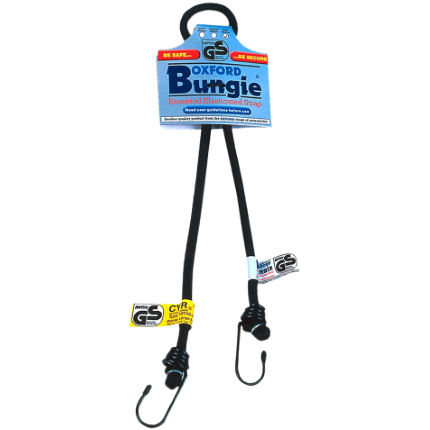 Oxford Bungee Elasticated Strap with Hooks