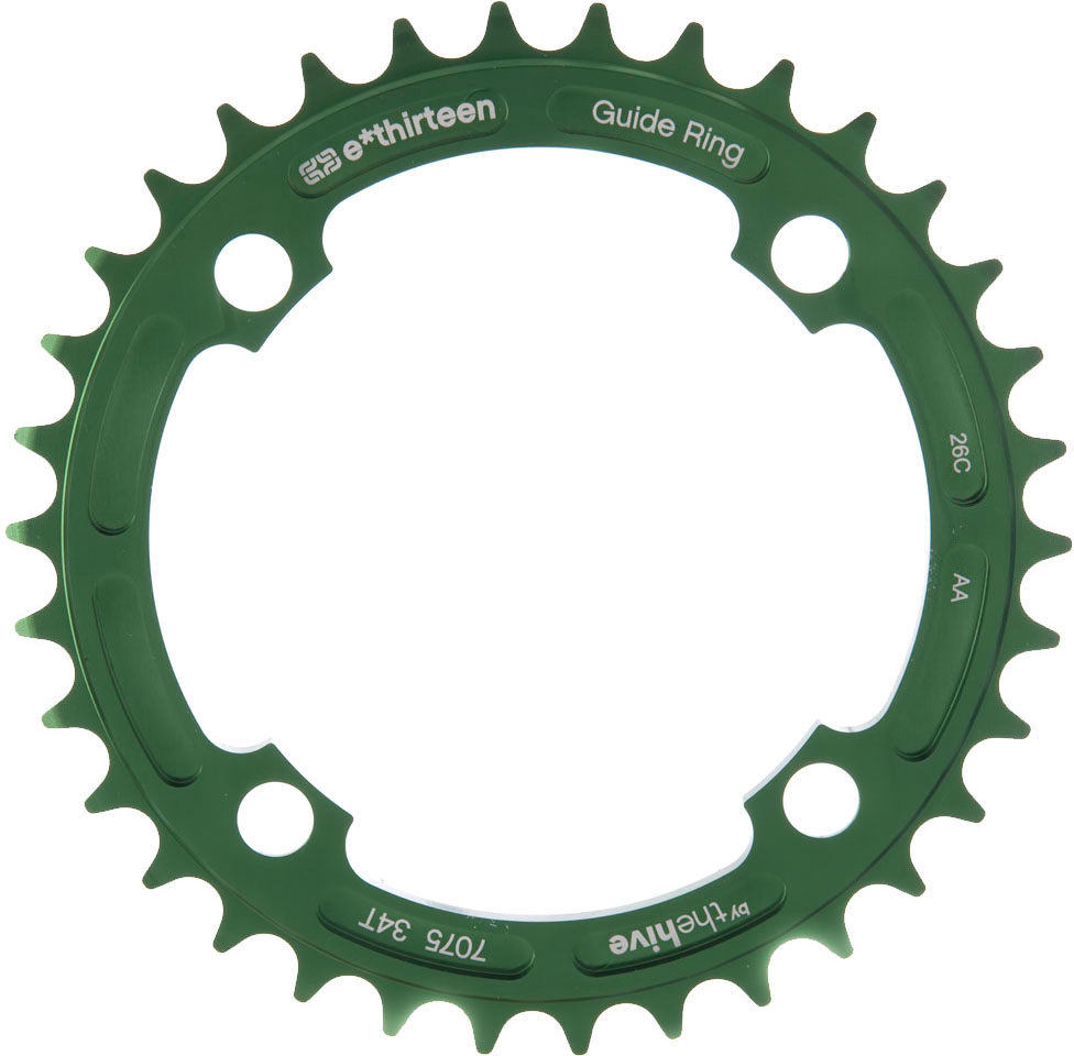 e.thirteen G-Ring Chainring - 104mm - 39t | chainrings_component