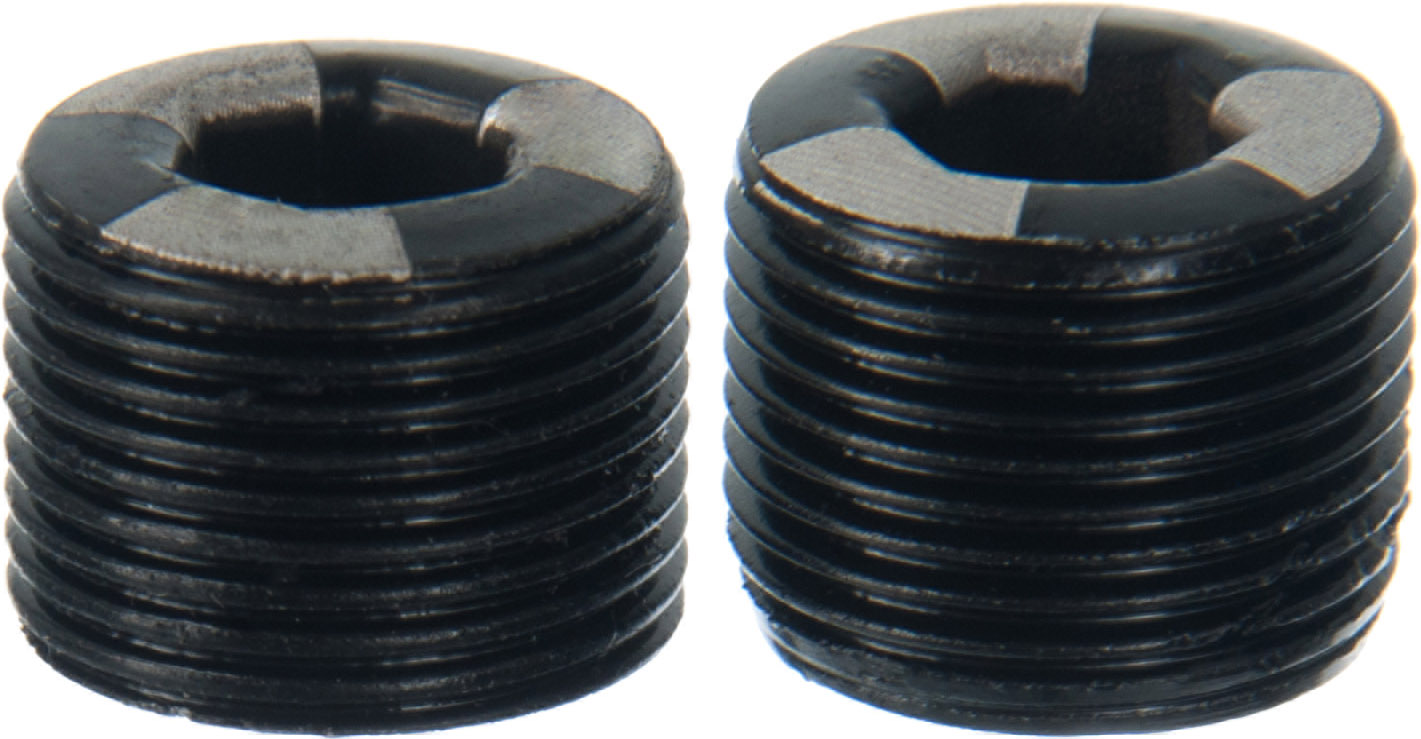 Genuine Nukeproof Mountain Bike Pedal Alloy End Caps